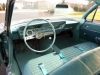 "1962 Chevrolet ""Bubble Top"" Bel Air - Interior View"