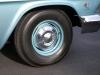"1962 Chevrolet ""Bubble Top"" Bel Air - Wheel View"