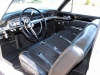 1963 Ford Falcon Futura Sedan - Interior View