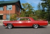 1963 Pontiac Bonneville - Side View