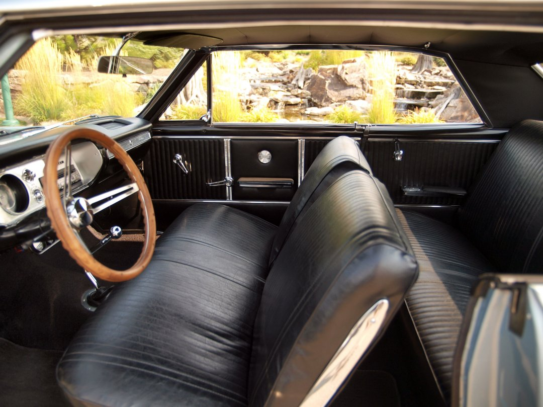 1964 Chevrolet Chevelle Malibu Adamco Motorsports Horn Relay Wiring Diagram Interior View