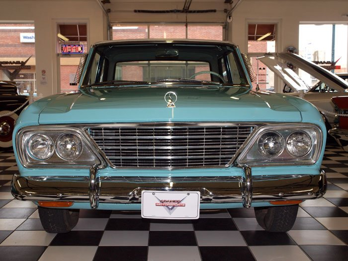 1965 Studebaker Daytona Sports Sedan Adamco Motorsports