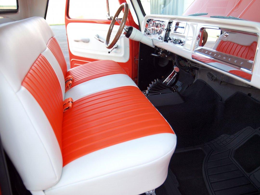 1966 Chevrolet C10 Pickup - ADAMCO MOTORSPORTS