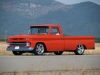 1966 Chevrolet C10 Pickup - Front/Side View