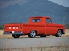 1966 Chevrolet C10 Pickup - Side/Rear View
