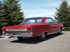 1967 Plymouth GTX - Rear/Side View