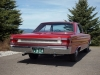 1967 Plymouth GTX - Rear View