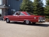 1967 Plymouth GTX - Side/Rear View