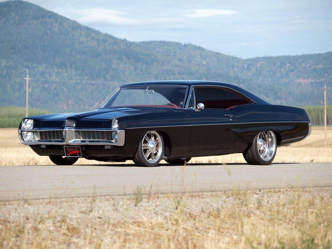 1967 Pontiac Catalina Custom Adamco Motorsports