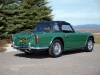1967 Triumph TR-4 A IRS - Rear/Side View