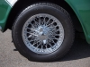 1967 Triumph TR-4 A IRS - Wheel View