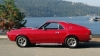 1968 American Motors AMX - Side View