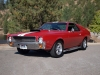 1968 American Motors AMX - Front/Side View