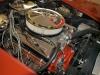 1963 Chevrolet Corvette L36 Convertible - Engine View