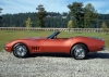 1968 Chevrolet Corvette L36 Convertible - Side View