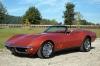 1968 Chevrolet Corvette L36 Convertible - Front/Side View