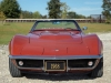 1968 Chevrolet Corvette L36 Convertible - Front View