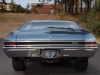 1968 Chevrolet Custom Chevelle - Rear View