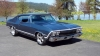 1968 Chevrolet Custom Chevelle - Front/Side View