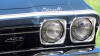 1968 Chevrolet Custom Chevelle - Headlight View