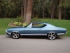 1968 Chevrolet Custom Chevelle - Side View