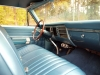 1968 Chevrolet Custom Chevelle - Interior View
