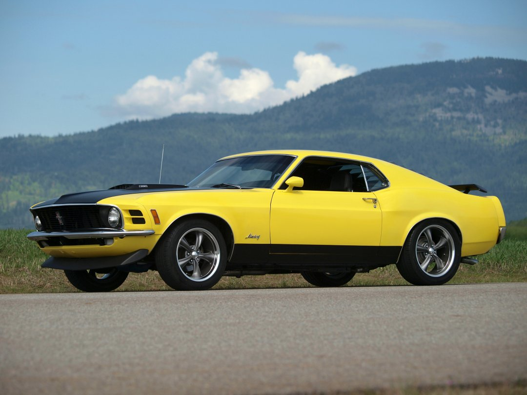 1970 Ford Mustang Fastback - ADAMCO MOTORSPORTS