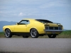 1970 Ford Mustang Fastback - Rear/Side View