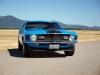 1970 Mustang Mach 1 Fastback - Front View