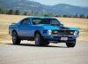 1970 Mustang Mach 1 Fastback - Front/Side View