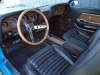 1970 Mustant Mach 1 Fastback - Interior View