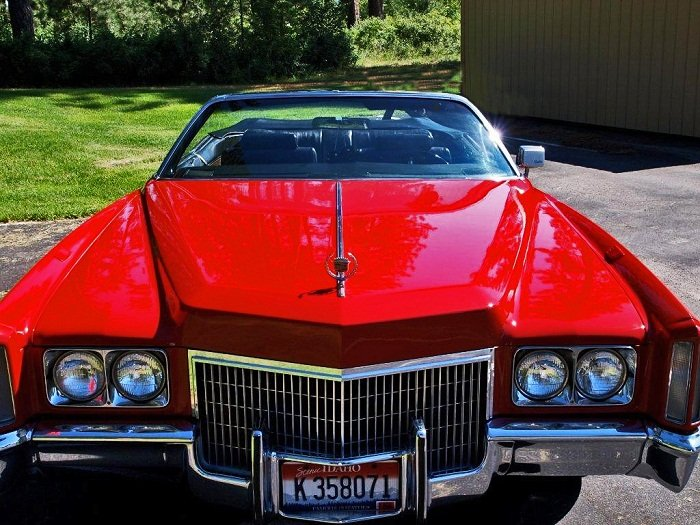 1971 Cadillac Eldorado Convertible - ADAMCO MOTORSPORTS b5eadd065244