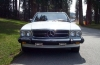 1986 Mercedes Benz 560 SL - Front View
