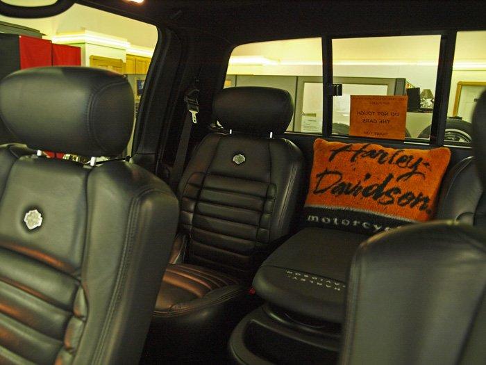 2001 ford f 150 harley davidson edition adamco motorsports. Black Bedroom Furniture Sets. Home Design Ideas