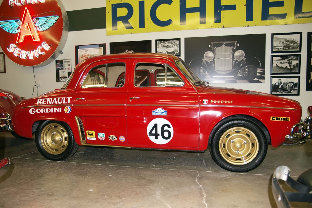 1964 Renault R1095 Dauphine Gordini Adamco Motorsports