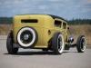 1931 Ford Model A Custom Sedan - Rear View