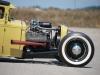 1931 Ford Model A Custom Sedan - Engine View