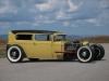 1931 Ford Model A Custom Sedan - Side View