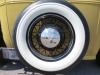 1931 Ford Model A Custom Sedan - Wheel View