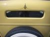 1931 Ford Model A Custom Sedan - Pinstriping View