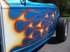 1932 Ford Custom Roadster - Flame View