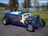 1932 Ford Custom Roadster - Front/Side View