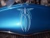 1932 Ford Custom Roadster - Pinstripe View