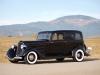 1934 Dodge Custom Sedan - Front/Side View