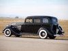 1934 Dodge Custom Sedan - Side/Rear View