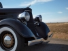 1934 Dodge Custom Sedan - Front Detail View