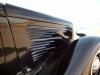1934 Dodge Custom Sedan - Pinstriping View