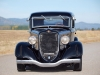 1934 Dodge Custom Sedan - Front View
