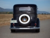 1934 Dodge Custom Sedan - Rear View