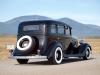 1934 Dodge Custom Sedan - Rear/Side View